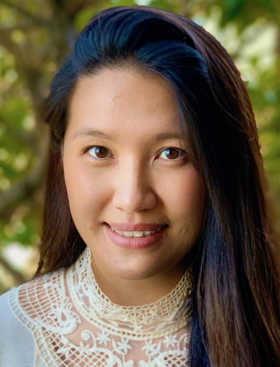 Xiaoting Wu, PhD, was the lead author on the new study.