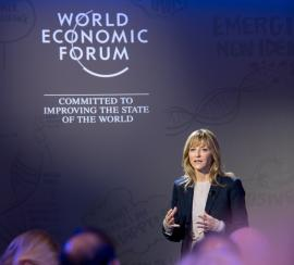 Stanford Neurosciences Institute, Beth Darnall, Davos 2018