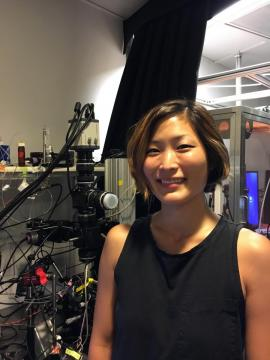 Christina K. Kim, Stanford Neurosciences Institute
