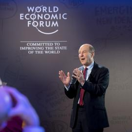 Stanford Neurosciences Institute, Davos 2018, David Spiegel