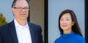 Bill Newsome and Clara Wu Tsai, Wu Tsai Neurosciences Institute