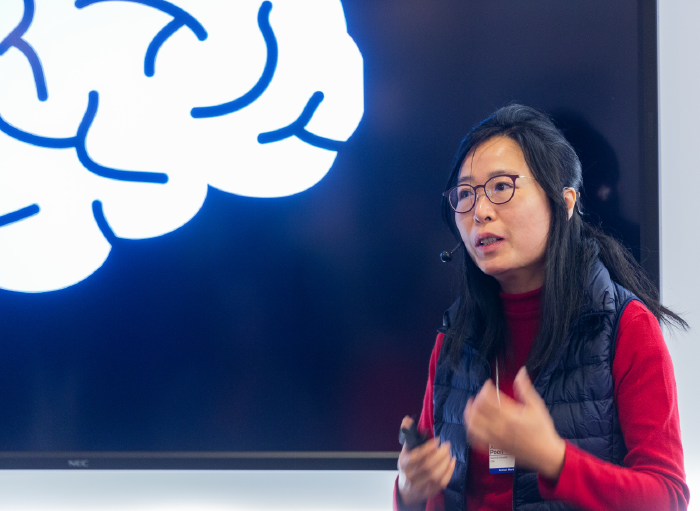 Ada Poon, NeuroTech training program, Center for Mind Brain Computation and Technology