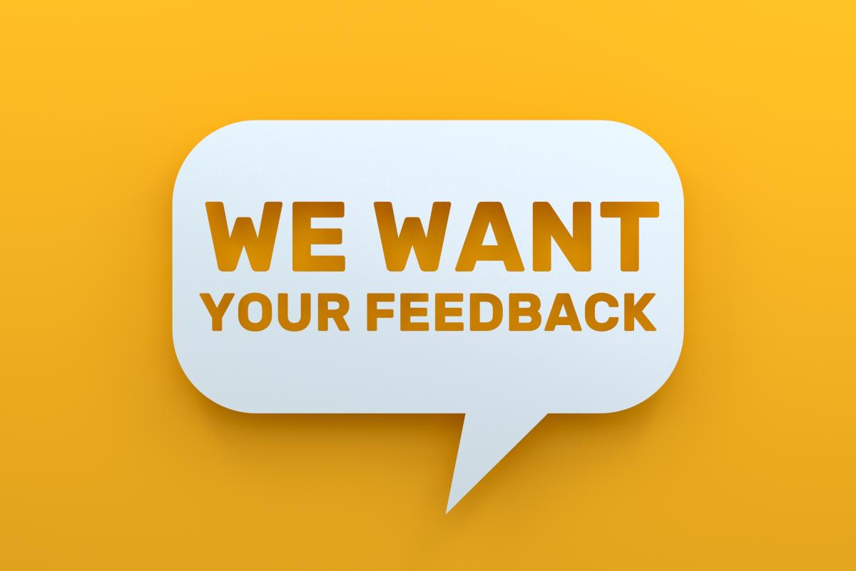 We want your feedback. Wu Tsai Neurosciences Institute