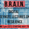 Brain's Resilience And Intelligence Networks event poster