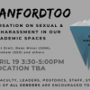 #StanfordToo poster